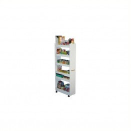 Pemberly Row White Pantry Cabinet