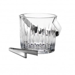 Reed & Barton Hamilton Ice Bucket with Tongs