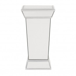 Elegant Lighting Chamberlan Mirrored Pedestal