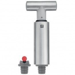 Zwilling J.A. Henckels Sommelier 3 Piece Wine Pump and Stopper Set