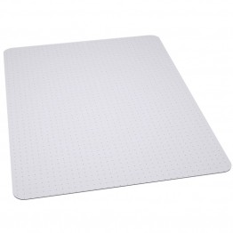 "Flash Furniture 45"""" x 53"""" Carpet Chair Mat"
