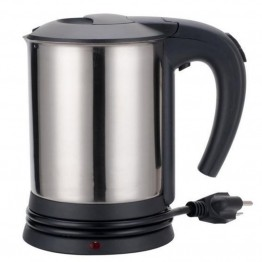 Alpine Cuisine 27 Oz. Stainless Steel Electric Kettle