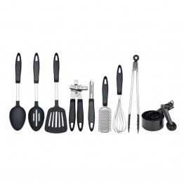 Proctor Silex 18 Piece Stainless Steel Cooking Tool Set
