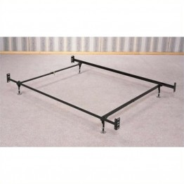 Bowery Hill Queen Metal Bed Frame