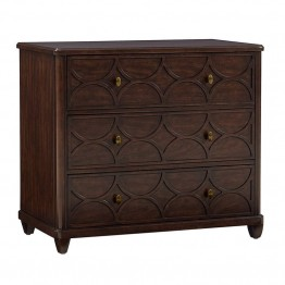 Stanley Furniture Virage Bachelor's Chest in Truffle