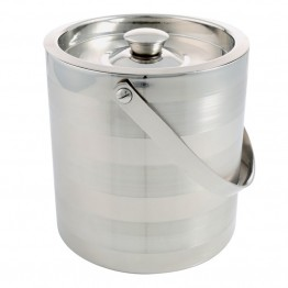 Cambridge Bar Ellison 3 Qt. Ice Bucket in Satin