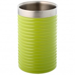 Fiesta Ribbed Wine Cooler in Lemongrass