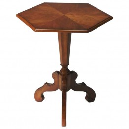 Butler Specialty Masterpiece Accent Table in Olive Ash Burl