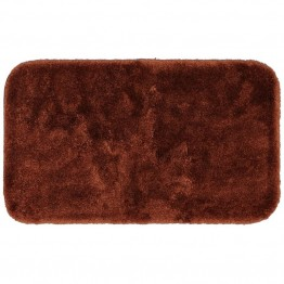"Mohawk Home Spa 2' x 3' 4"""" Bath Rug in Brick"