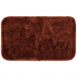 Mohawk Home Spa 2' x 5' Bath Rug in Brick