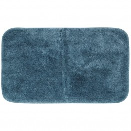 "Mohawk Home Spa 2' x 3' 4"""" Bath Rug in Sea"