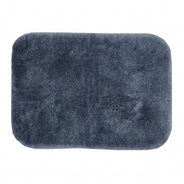 "Mohawk Home Spa 1' 5"""" x 2' Bath Rug in Slate"