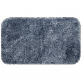 Mohawk Home Spa 2' x 5' Bath Rug in Slate