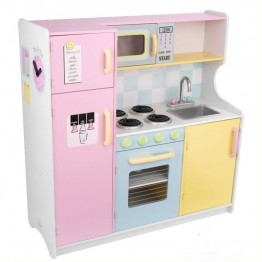 KidKraft Pastel Play Kitchen