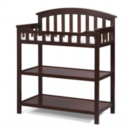 Graco Changing Table in Cherry