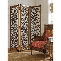 Tommy Bahama Twin Palms Exuma Screen in Brown