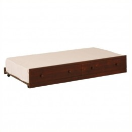 Canwood Trundle Bed in Espresso