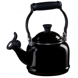 Le Creuset 1.25 qt. Demi Kettle in Black