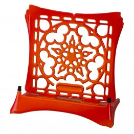 "Le Creuset 10"""" Cookbook Stand in Flame"