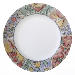 Corelle Impressions Watercolors Dinner Plate