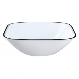 Corelle Square Simple Lines Dining Bowl