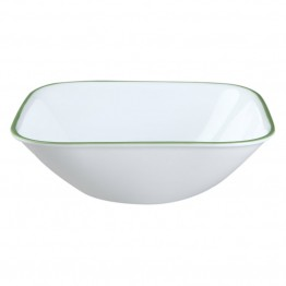 Corelle Square Shadow Iris Dining Bowl