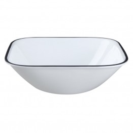 Corelle Square Simple Sketch Dining Bowl