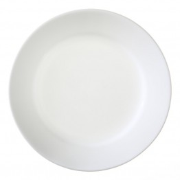 Corelle Vive Lunch Plate in Dazzling White