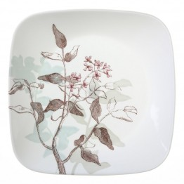Corelle Square Twilight Grove Lunch Plate