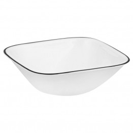 Corelle Square Endless Thread Dining Bowl