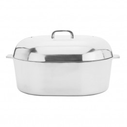 "Magnalite Classic 18"""" Oval Covered Roaster"