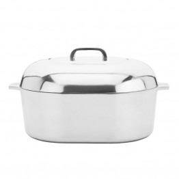 "Magnalite Classic 15"""" Oval Covered Roaster"