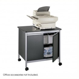 Scranton & Co Printer Stand in Black