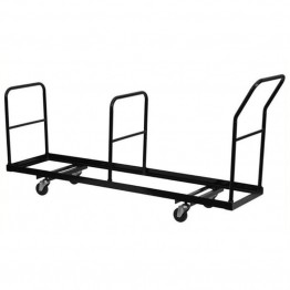 Bowery Hill Vertical Storage Folding Chair Dolly