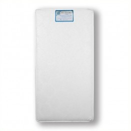 "DaVinci Twilight 6"""" Polyester Baby Crib Mattress"