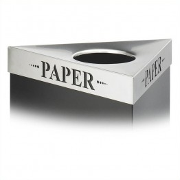 "Safco Trifecta """"Paper"""" Lid"