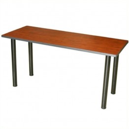 "Boss Office Products 72"""" Training Table (Top Only)-Cherry"