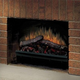 "Dimplex Electraflame 23"""" Deluxe Insert with LED Logs"