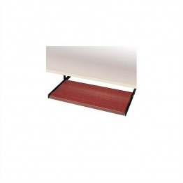 Global Total Office Pull-Out Keyboard-Mahogany
