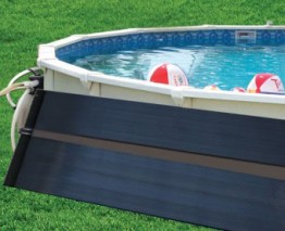 Ray-Maxx 20K Solar Heating System