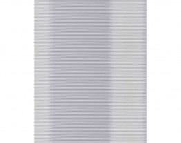 Graphic Stripes Blue Grey Metallic 304612 Wallpaper