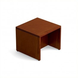 "Offices To Go 24"""" End Table in Toffee"