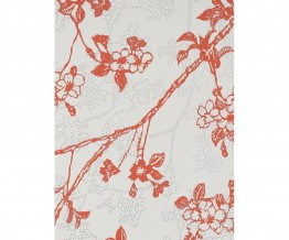 Orange 46021 Enchanted Wallpaper