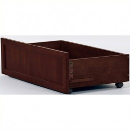 "NE Kids School House 11"""" Storage Drawers in Cherry"