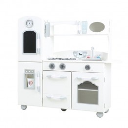 Teamson Kids 1 Piece Play Kitchen in White