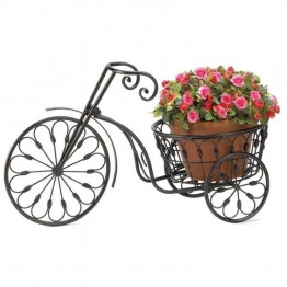 Zingz and Thingz Bicycle Plant Stand