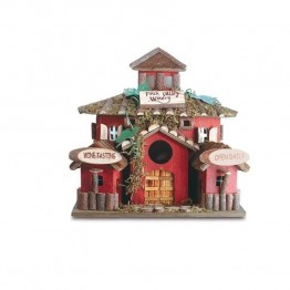Zingz and Thingz Winery Birdhouse