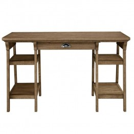 Stone & Leigh Driftwood Park Desk in Sunflower Seed