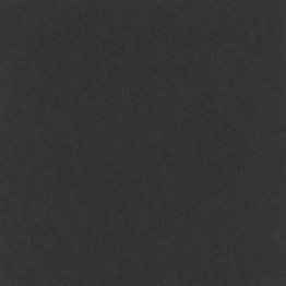 Grace Plain Black 5744-15 Wallpaper