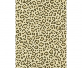 Leopard Skin Pattern Brown 5901-27 Wallpaper